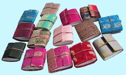 Sari Covered Journals for Promotions, Gifting
