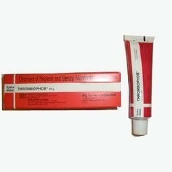 Thrombophob ( Heparin - Benzyl Nicotinate) Ointment