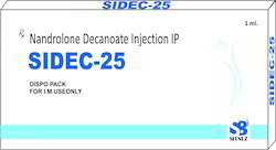 Nandrolone Decanoate 25 mg  Injection IP