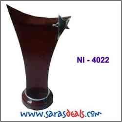 NI-4022- Wooden Trophy