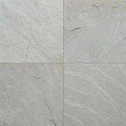 White Slate Quartzite Tiles