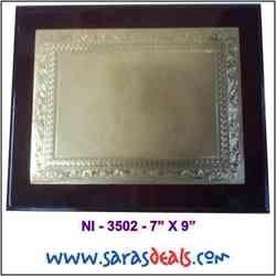 NI-3502- Wooden Trophy