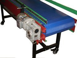 Horizontal Modular Belt Conveyor