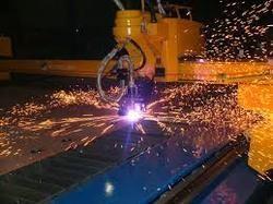 Aluminium Sheet Cutting Work