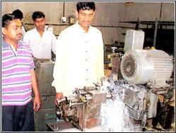 Automatic precision machineries