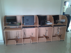 Computer Lab Table