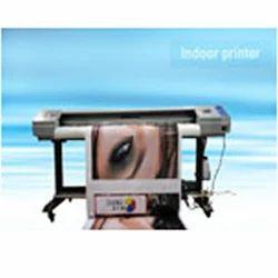 Indoor Solvent Printer