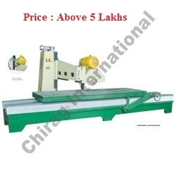 stone wall skirting machine