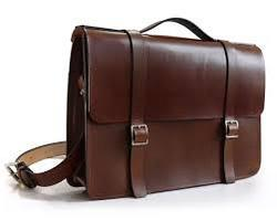 leather formal bags