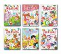 Kids Treasure LKG & UKG Book