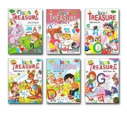 Kids Treasure LKG & UKG Book