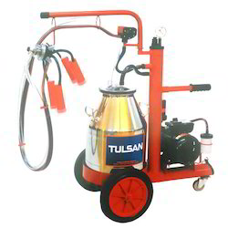 Tempo Lux Type Single Milking Machines