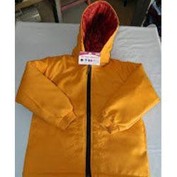 Yellow Colored Uniform Blazer