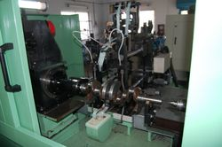 crankshaft and camshaft superfinishing machines