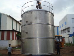 Vertical Cylindrical Tank
