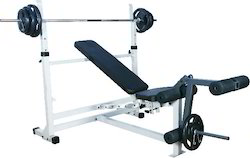 Multi Purpose Bench with Leg Extension Curl