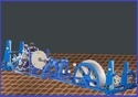 Armouring Cum Core Laying Machine