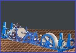 Armouring Cum Core Laying Machine