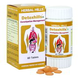 Herbal Products for Detoxification