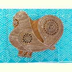 Wooden Textile Printing Blocks For Textile Printing