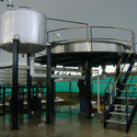 Dissolved Air Flotation Wastewater Clarifier
