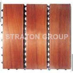 rustic walnut wooden tiles