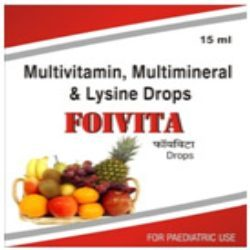Multivitamin & Mineral Drops