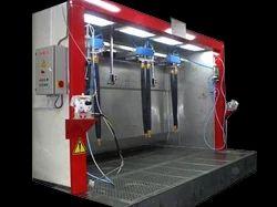 Chemical Spray Cabins