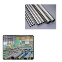 Stainless Steel Pipes for Steel Industry
