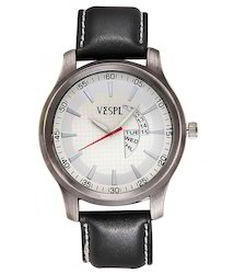 VESPL Maestro White Dial Analog Men's Watch-VS192