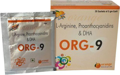 L Arginine Proanthocyanidin And DHA Granules