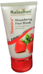 Namira Strawberry Face Wash