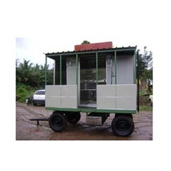 Durable Mobile Toilet