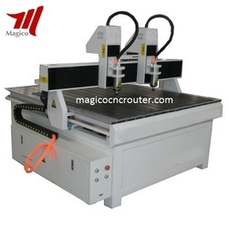 Dual Head CNC Router