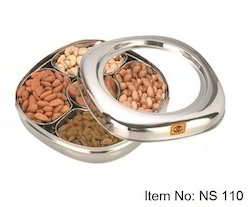Stainless Steel Dry Fruit Box