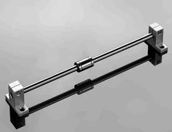 Linear Motion Bearing With Shaft