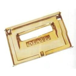 Letter Plate & Mail Boxes