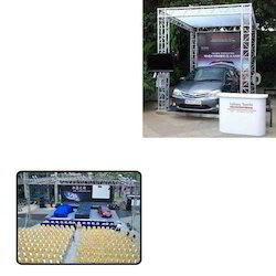 Car Exhibition Truss for Promotion