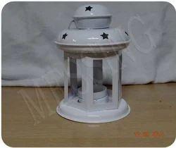 White Fest Star Lantern