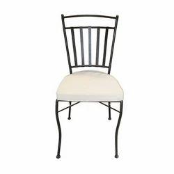 Wrought Iron Restaurant Chairs