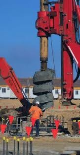 Conventional Piling
