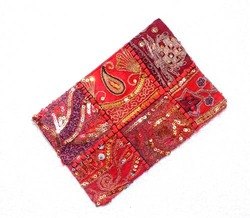 Old Patchwork Pouch