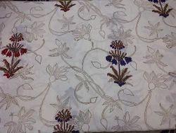 Flower Block Print Fabric
