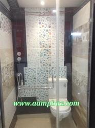 GLASS SHOWER DESIGN IDEAS Glass Doors For Bathroom Partition - Bathroom partition design