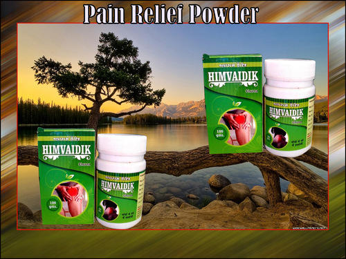 Waist & Knee Pain Churna (Powder )