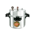World's Largest Jumbo Commercial Pressure Cooker 160 Liter
