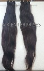 Unprocessed Virgin Indian Temple Hair