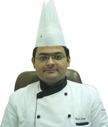 Tarun Kapoor, Executive Sous Chef - The Metropolitan Hotel