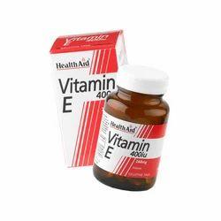 Vitamin E 400iu 30 Capsules