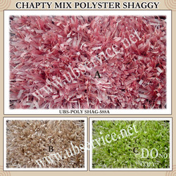 Chapty Mix Polyester Shaggy